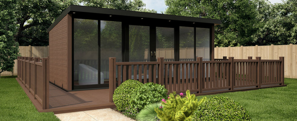 Composite garden rooms preston lee upvc for Garden room definition